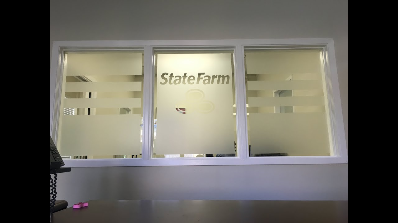 State Farm Frost Project Youtube