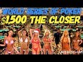 "World Series Of Poker $1,500 ""The Closer"""