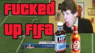 FUCKED UP FIFA! PERI PERI SAUCE + MORE! FIFA 14 DISGUSTING!