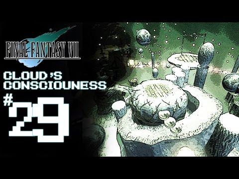 Final Fantasy VII PS4 Platinum Trophy Walkthrough Part 29 - Cloud 's Consciouness