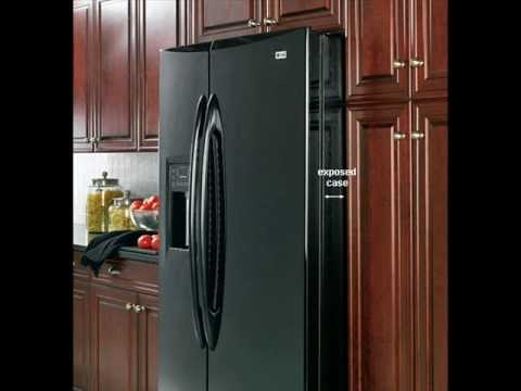 samsung counter depth refrigerator youtube. Black Bedroom Furniture Sets. Home Design Ideas