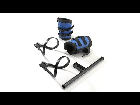EZUp Gravity Boots with Converter Bar