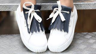 اكسسوار من صنع يديك لحذائك