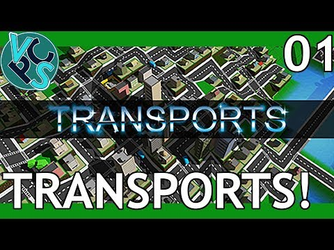 Transports EP01: Getting Started – Early Access Transport Tycoon Game