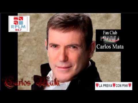 Carlos Mata  - intervista #Lapreviaconpink  Radio Palermo