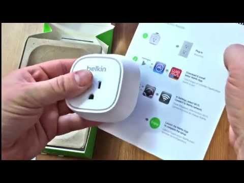 WeMo Maker Inventor Program Intro