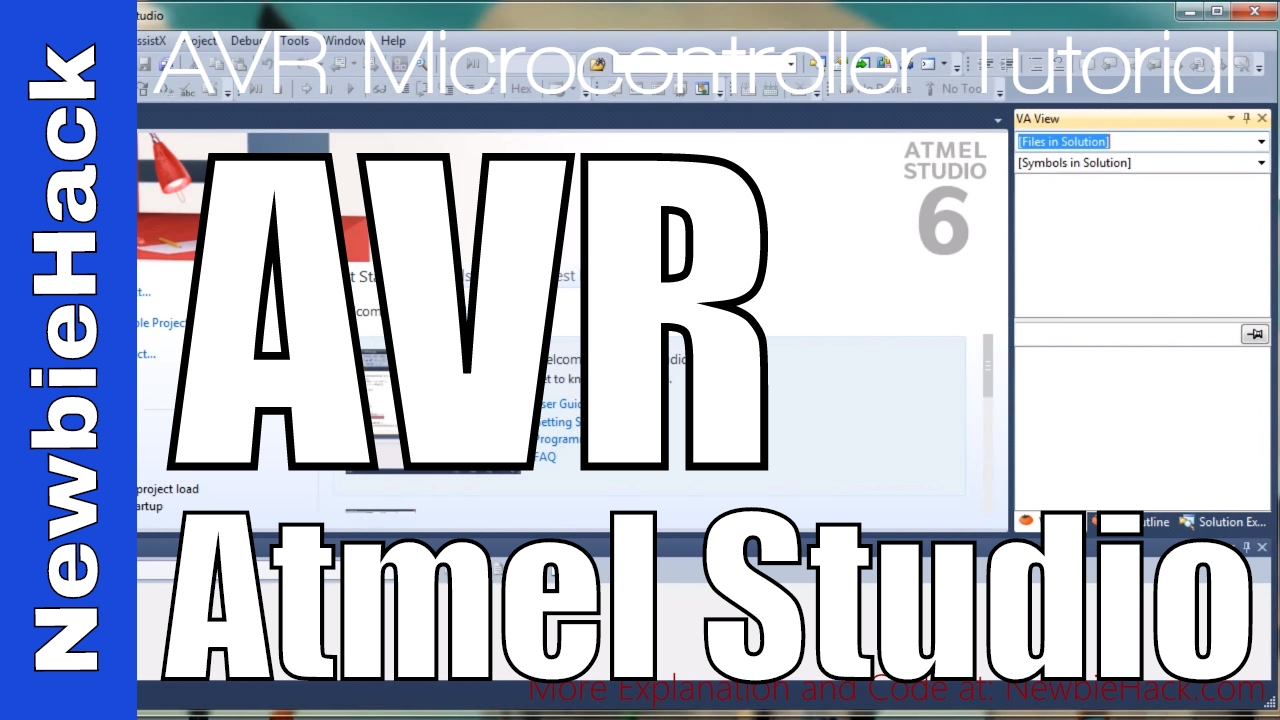 2  Arduino for Production! How to Setup Atmel Studio 6 for the AVR  Microcontroller