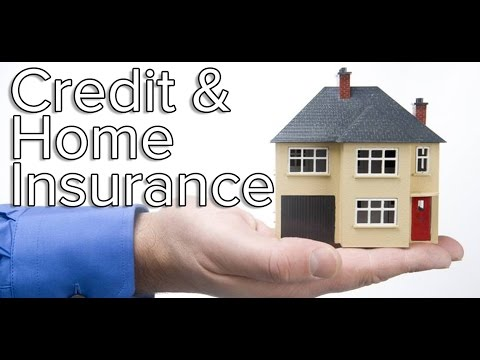 does-credit-affect-your-home-insurance-rate?