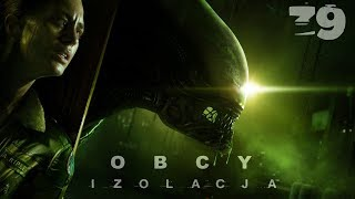 """Let's play Obcy: Izolacja cz39""""Centrum łączności"""""""