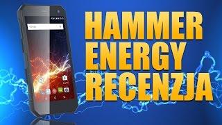 5000 mAh w Hammer Energy. Testujemy nowy odporny telefon