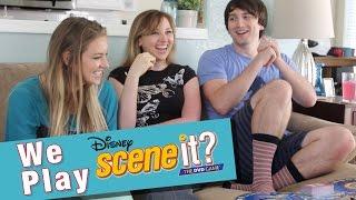 Disney Scene It? Playthrough | RotoRama 2015 | Rotoscopers