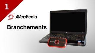 Comment Connecter votre PC Portable à l'AVerMedia Live Gamer Portable LGP)TUTO PC PORTABLE