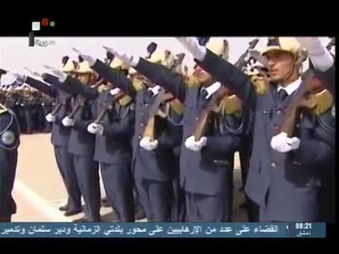 Syria patriotic songs on State TV