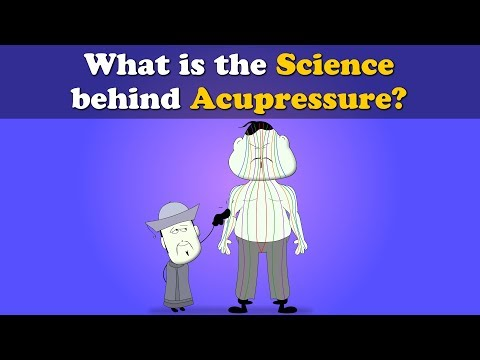 What is the Science behind Acupressure? | #aumsum
