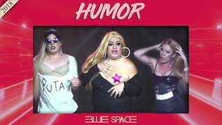 Blue Space Oficial - Matinê - Valenttini Drag  Michelly Summer e Thalia Bombinha - 17.06.18