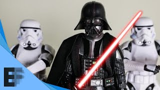 Star Wars - Empire Vs First Order - Stop Motion