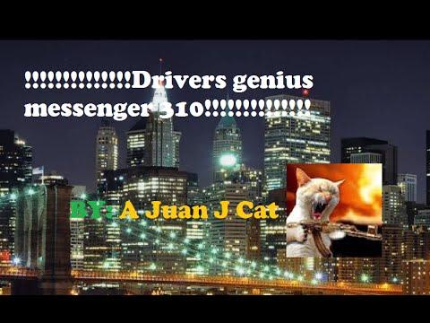 Drivers Camara Genius Messenger 310 Bien Explicado|A Juan J Cat