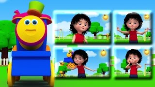 bob der Zug | Chubby Cheeks | Kinder Song | Rhyme For Kids | Songs For Children | Baby Music