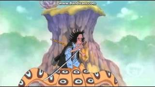 One Piece - New Fishman Pirates occupying Fishman Island