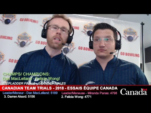 2018 Canadian Team Trials: Day 4 - 39' Beijing