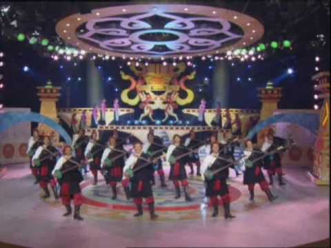 Tibetan Traditional Toeshey song and dance
