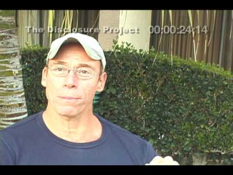 DISCLOSURE PROJECT Interview w/  Dr. Greer - Part Two