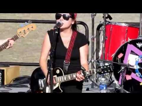 The Girls! - Get Out Of My Dreams (2013 Riverfront Arts Fest)