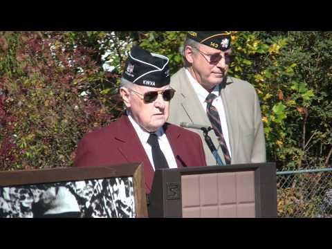 Charles George Memorial Service
