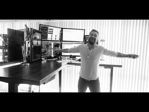 Live Day Trading Example on FOUSTV $1500 in under 30 minutes