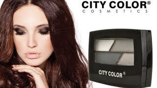 City Color Cosmetics Haul & Review Thumbnail