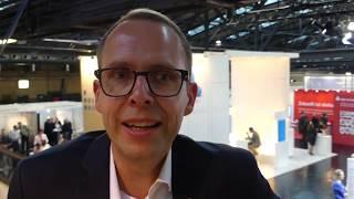deGut 2018 in Berlin Kommentar Dirk Maass - Investitionsbank Berlin IBB
