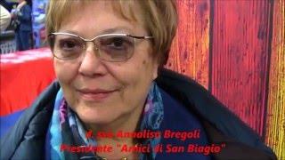 TRAMEC CENTO VS FORTITUDO BOLOGNA:Amichevole di lusso  per San Biagio !