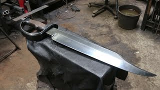 Forging a Gigant D guard Bowie, the complete movie