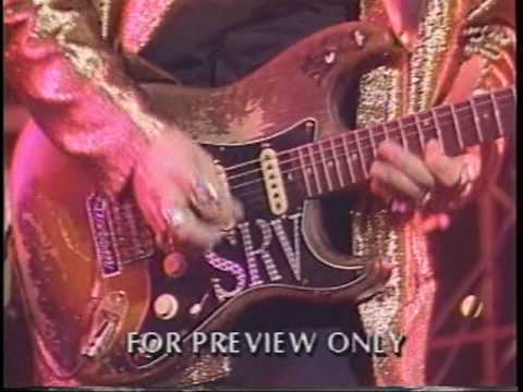 Stevie Ray Vaughan - Superstition 08/26/1986