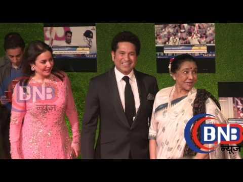 Uncutt Full Video ,Sachin A Billion Dreams premiere सभी फ़िल्मी सितारे पहुंचे सचिन प्रीमियर में