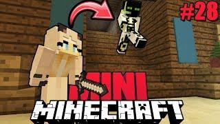 ISY ERWISCHT MICH beim EINBRUCH?! - Minecraft MINI #28 [Deutsch/HD]