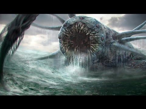 Quái vật Kraken – Mực khổng lồ là có thật?