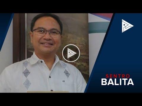 Arnold Gonzales, bagong pinuno ng Tourism Promotions Board
