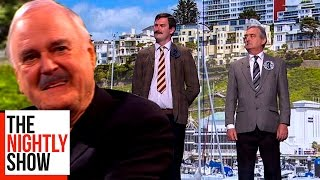 John Cleese Confused by Basil Fawlty Lookalikes
