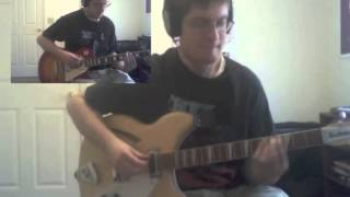 Guitar Cover: Bad Motor Scooter by Montrose