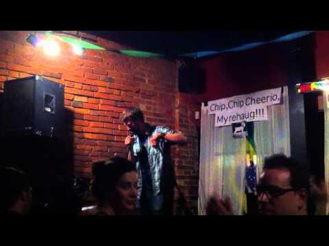 Paul Myrehaug's Going Away Bash at The Corner: Paul Impersonates Various Vancouver Comedians