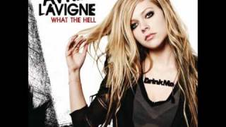 Avril Lavigne ~ What The Hell {New Single}