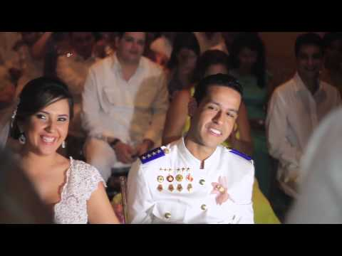 Video del matrimonio de Martín Elías en Cartagena