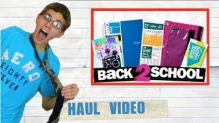 BACK TO SCHOOL HAUL! Get AMAZING DEAL @ 5 Below!