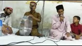 Dam Dam hussain mola by Anis qadri with danish