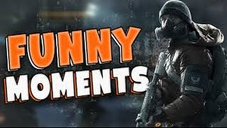 The Division - Funny Moments (w/Friends)