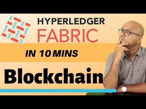 What is Hyperledger Fabric? | Blockchain