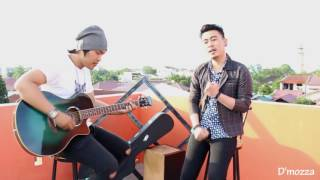 Video Fredy - Nanti (D'mozza acoustic cover) download MP3, 3GP, MP4, WEBM, AVI, FLV Juli 2018