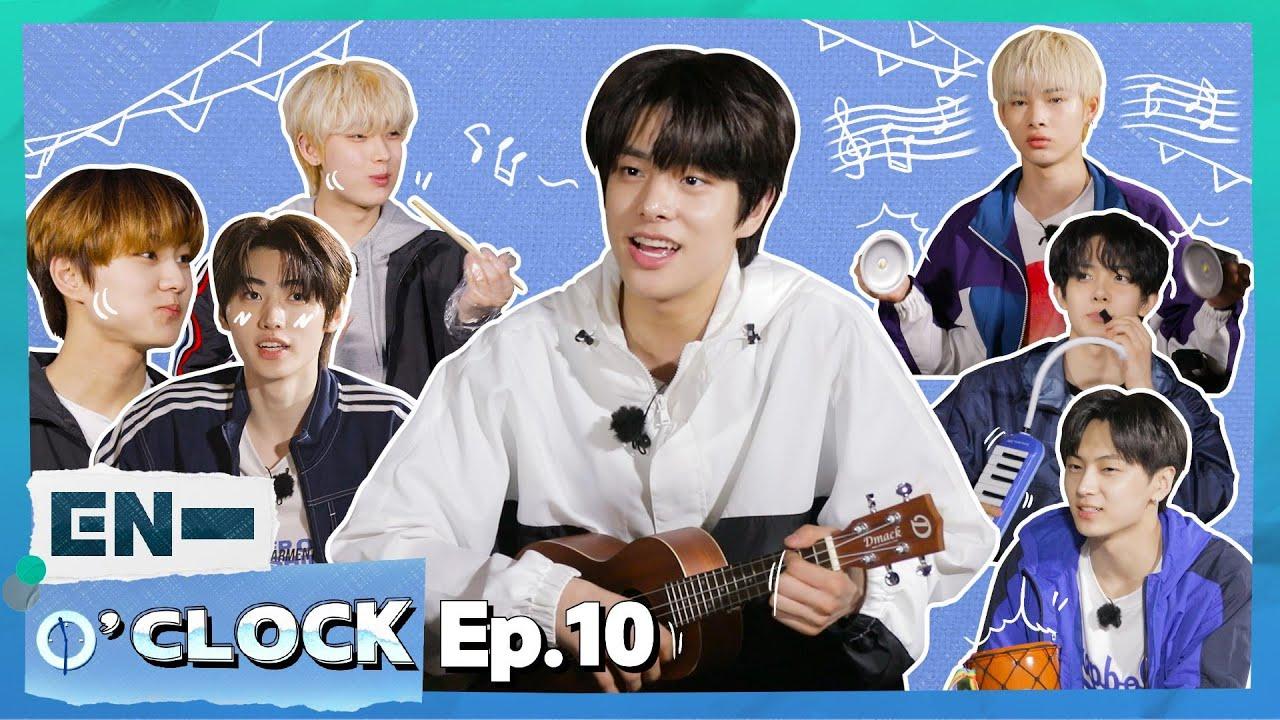 Download ENHYPEN (엔하이픈) 'EN-O'CLOCK' EP.10