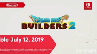 Dragon Quest Builders 2 | Nintendo Direct Release Announcement